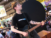 Ryan Craddock Performs His Super Mario Maker Song 'Mix It Up' Live On Stage At EGX 2015