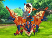 Take A Look At How Monster Hunter Stories Is Shaping Up On 3DS
