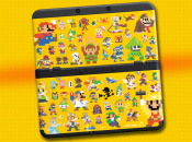 Awesome Super Mario Maker New Nintendo 3DS Cover Plates Heading to Europe