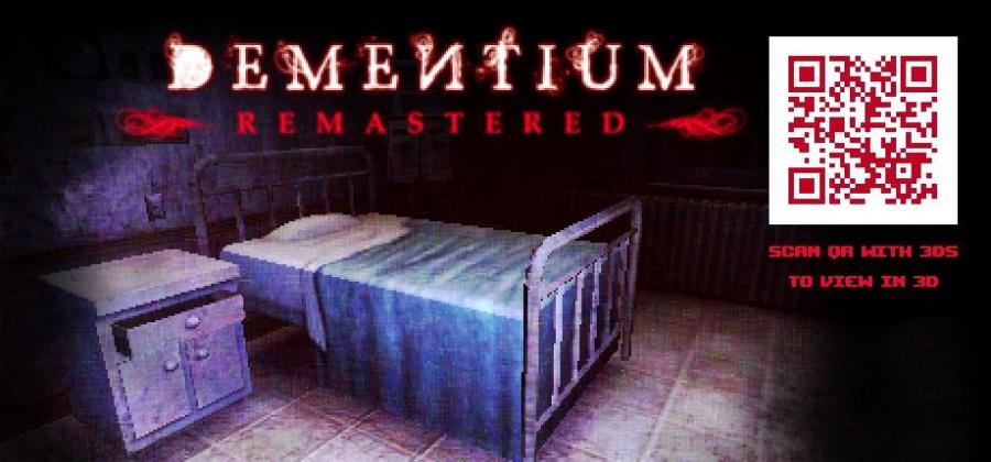 Dementium Title Screen