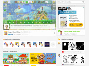 Miiverse Gets a Major Web Redesign, and Introduces Adverts