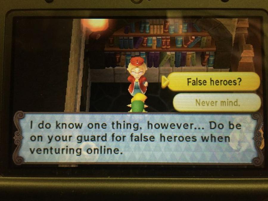 False Heroe 1