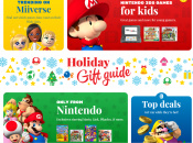 Nintendo of America Launches Its Holiday Gift Guide Website