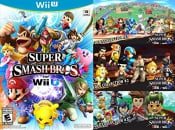 Article: Super Smash Bros. 'Digital Complete Pack' Combines Game and DLC for Wii U and 3DS