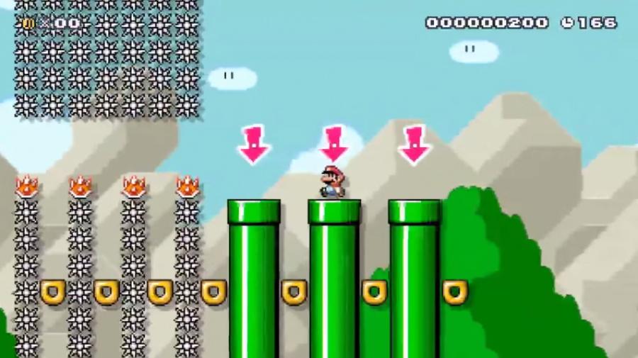 Super Mario frustration