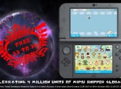 There's a Free Monster Hunter 4 Ultimate 3DS HOME Theme Coming to Europe