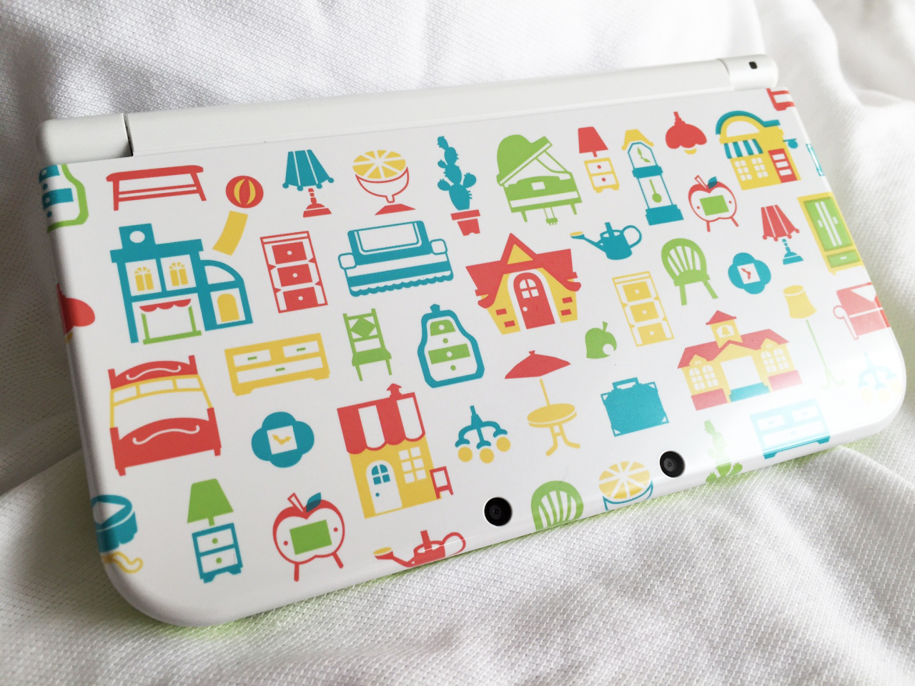 Video see the unboxing of the animal crossing happy home for Homedesigner com