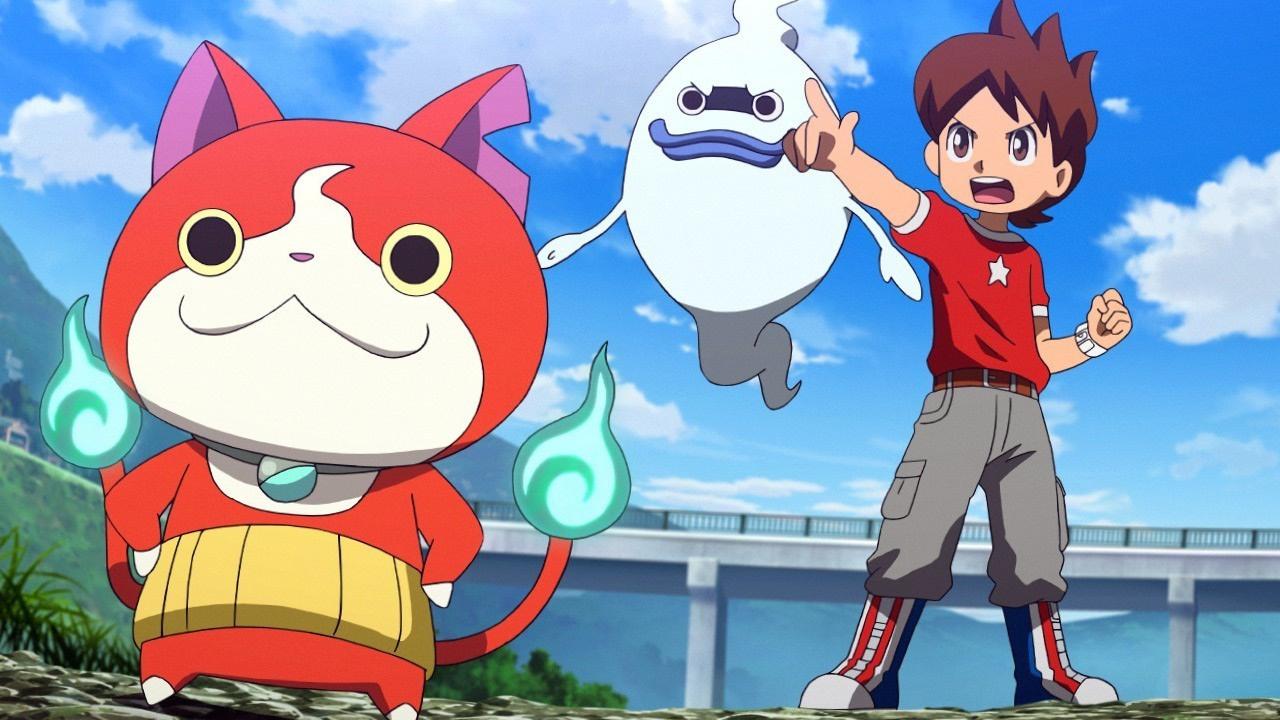 Yo Kai Watch Will Be The Next Pokemon Claims Viz Media Nintendo
