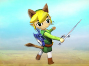 Capcom Shows Off Toon Link Outfit for Monster Hunter X (Cross)