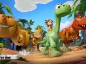 Dinosaurs and New Playable Characters Are Now Available for Disney Infinity 3.0