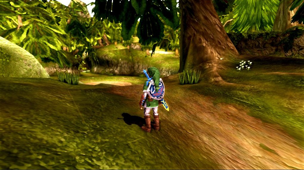 The Twilight Princess HD Fan Project That's Taking On Nintendo At