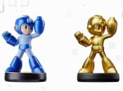 Gold Mega Man amiibo Will Not Be Coming to Europe