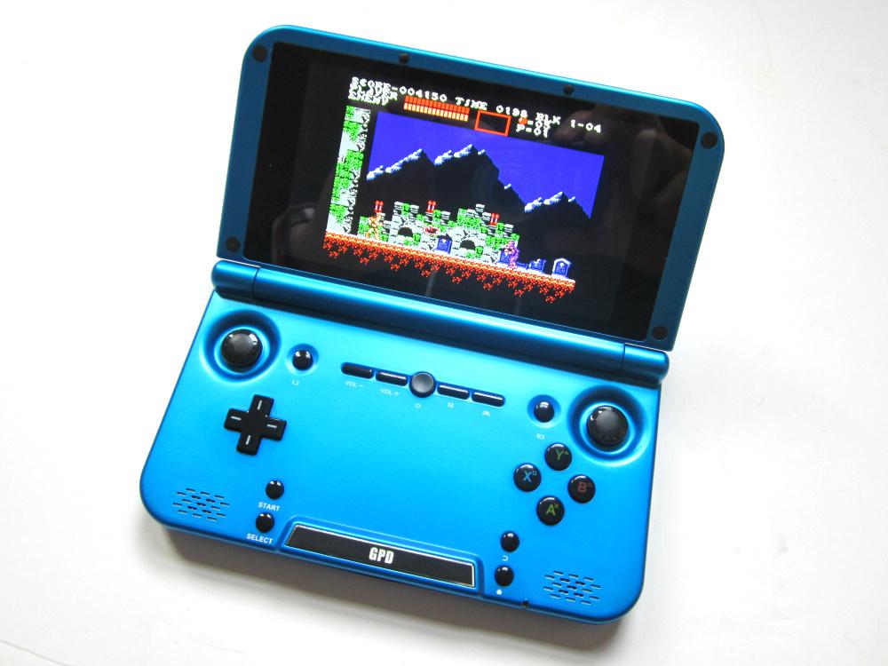 Hardware Review Gamepad Digital Gpd Xd Nintendo Life