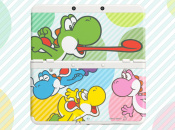 Make Your New Nintendo 3DS Cuter With Yoshi Cover Plates