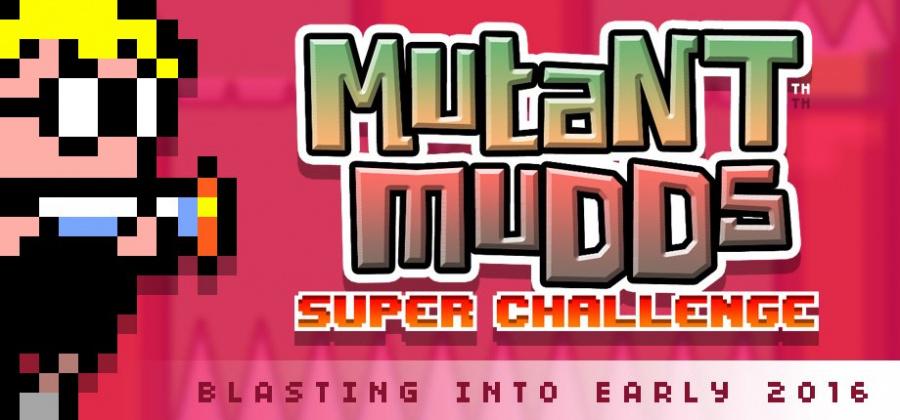 Mutant Mudds Super Challenge 2016