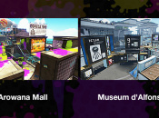 New Splatoon Map, Museum d'Alfonsino, Revealed on SplatNet