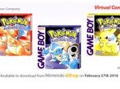 Pokémon Red, Blue & Yellow Are Coming To The 3DS Virtual Console on 27th February, 2016