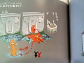 Splatoon Art Book Reveals Early Concept for Warping via Urinals and Sinks