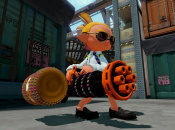 Splatoon's Next New Weapon is the Heavy Splatling Deco