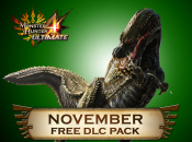 The Final Monster Hunter 4 Ultimate DLC Update is Now Live