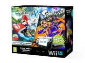 The Splatoon and Mario Kart 8 Wii U Bundle Leads the Way in UK Cyber Monday Deals