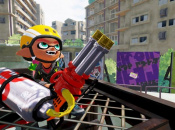 See Splatoon's New Fearsome Hydra Splatling in all its Over-encumbering Glory