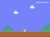 Take a Look at the New Cat Costumes Now Available In Super Mario Maker