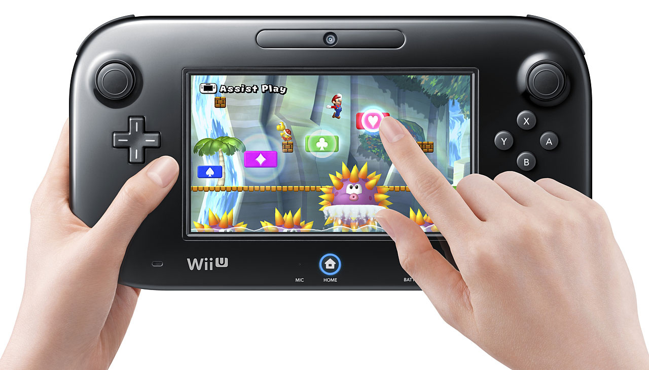 You Can Now Buy A Replacement Wii U GamePad On Its Own