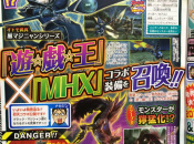 You'll Be Able To Dress Up Your Felyne Palico As A Yu-Gi-Oh Dark Magician In Monster Hunter X