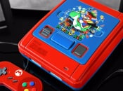 Console Modder Zoki64 Is Back With Another Super Mario-Themed SNES