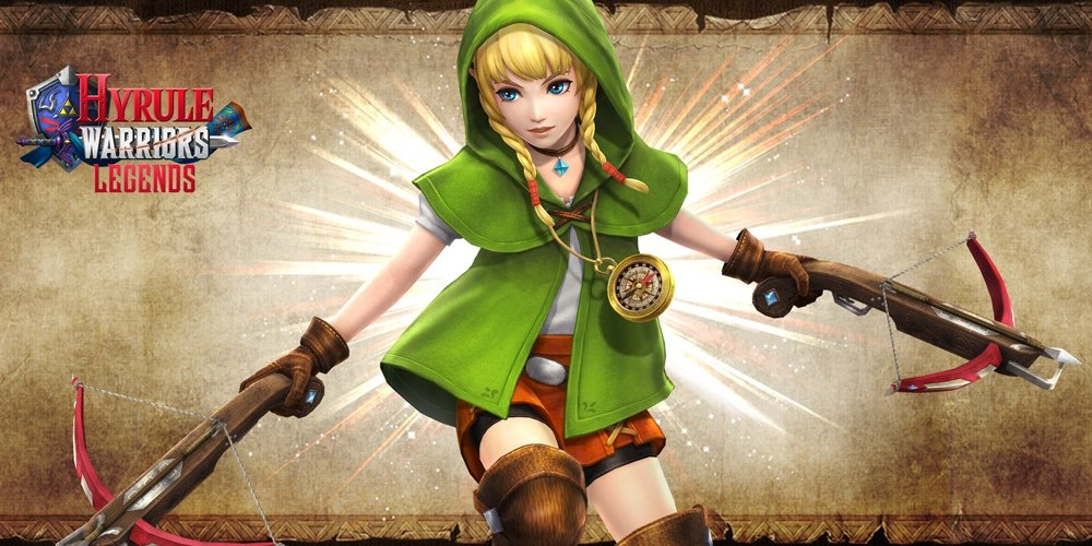 Editorial: Linkle May be a Clunky Introduction For a 'Female Link', But Opens Up Interesting Possibilities