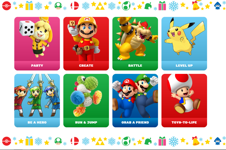 27f4e397a9072b Nintendo of America Lines Up Some Last Minute Festive Deals ...