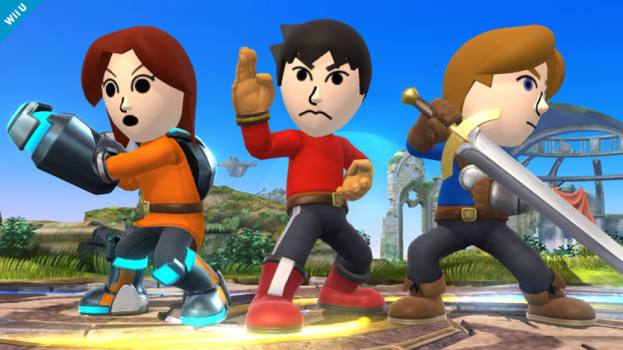 Want the Mii patent? Nintendo will fight you for it...