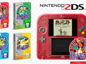 Pokémon 20th Anniversary Celebrations to Include 2DS Bundles, New 3DS Cover Plates and Mew in Japan