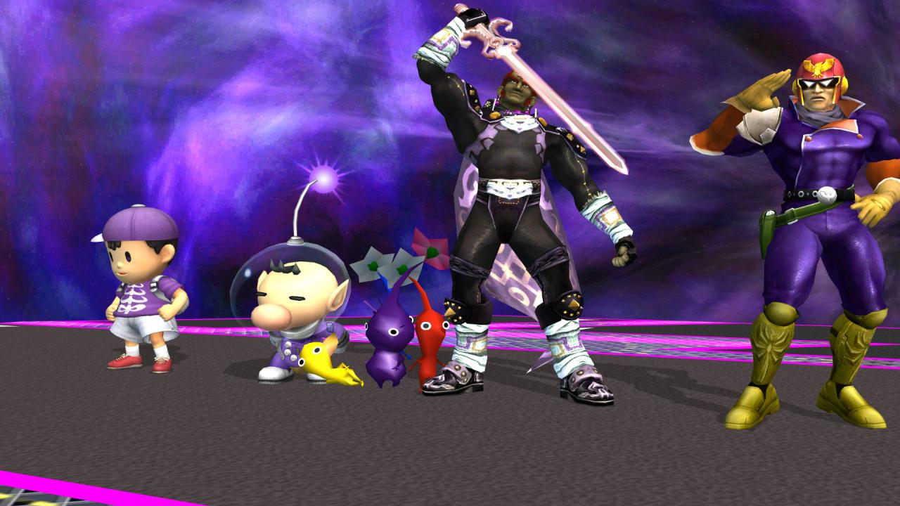 Development On Super Smash Bros. Fan Mod, Project M, Cancelled