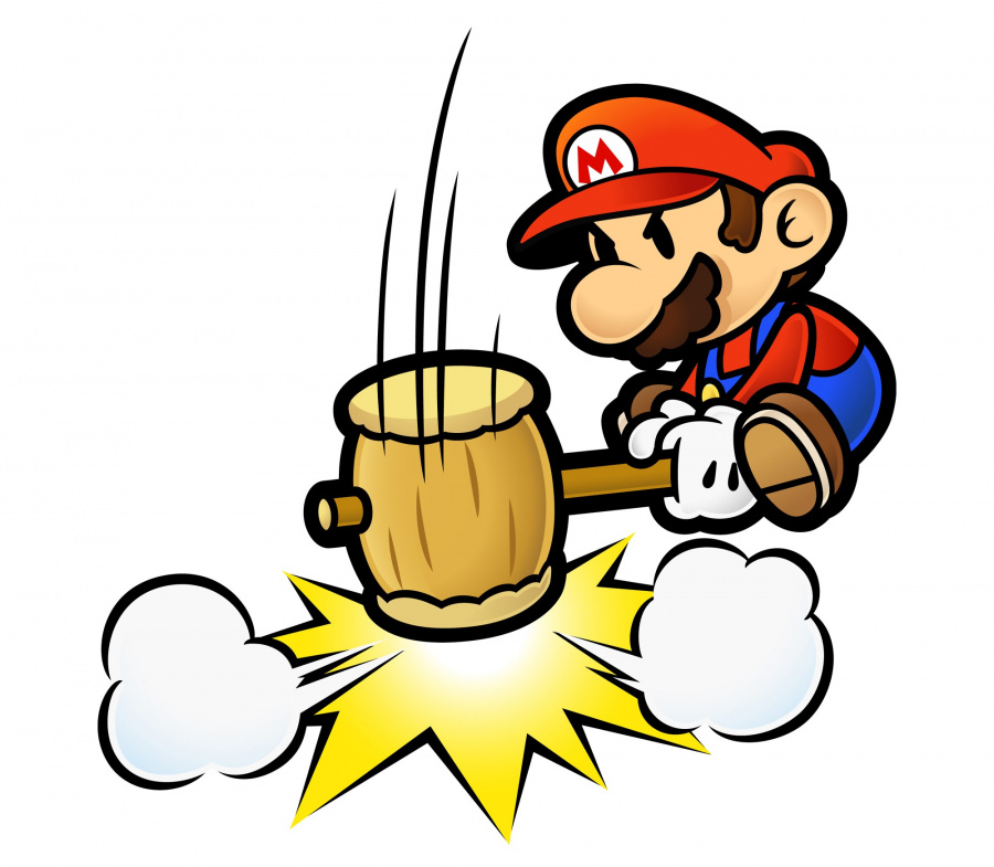 Nintendo Network Maintenance - Mario style