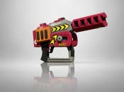 The Rapid Blaster Pro Deco is the Next Weapon to be Coming to Splatoon