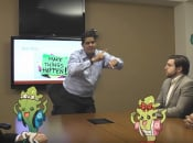 Reggie Fils-Aime Busts Some Moves and Dances in Latest Yo-Kai Watch Commercial