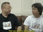 Shigeru Miyamoto and Takashi Tezuka Show Off Super Mario Maker