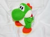 Two Ways of Looking at the Incredible Mega Yarn Yoshi amiibo