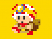 Watch Captain Toad Gleefully Jump in Super Mario Maker