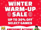 17 Games Get North American eShop Discounts in the Winter Warm-Up Sale