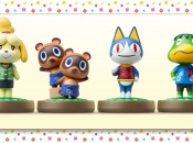 Four More Animal Crossing amiibo Figures Arrive in Europe on 18th March