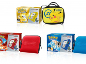 Pokémon Yellow, Red And Blue 2DS Bundles Now Up For Pre-Order In The UK