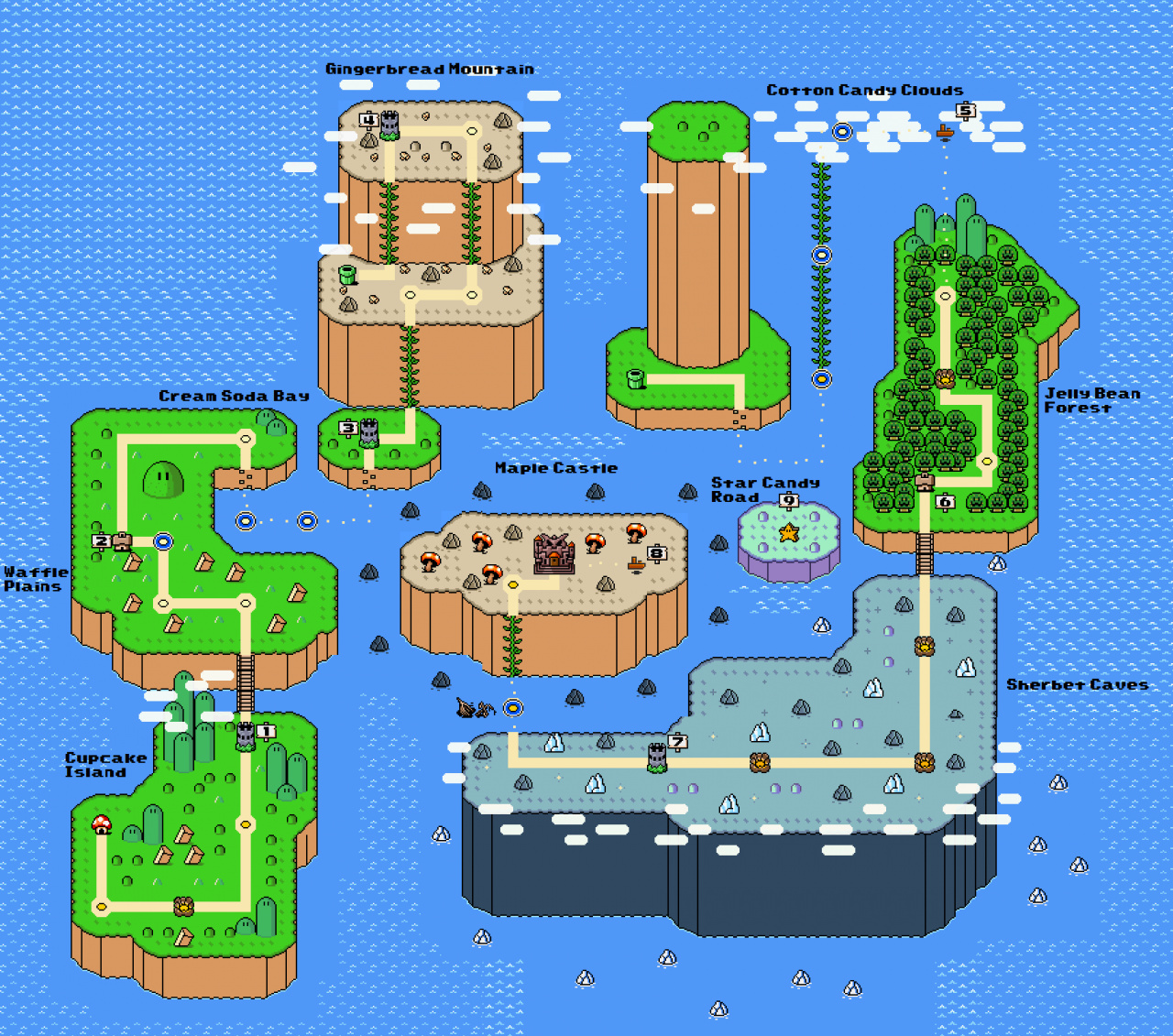 Random eager super mario maker creator shares marios lost world a marios lost worldg super mario maker gumiabroncs Image collections