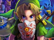 The Legend of Zelda: Majora's Mask 3D Has a Sales Bump in the UK Following Discounts