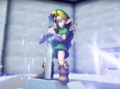 Ocarina Of Time's Legendary Master Sword Cutscene Gets A Fan-Made Makeover