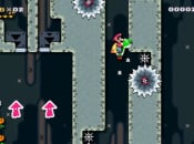 The Cape Escape is the Next Super Mario Maker Challenge from Panga