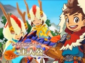The Latest Monster Hunter Stories Trailer Makes Importing Even More Tempting