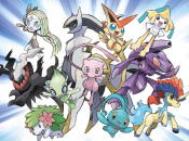 The Pokémon Company Builds Anniversary Hype and Confirms Monthly Mythical Pokémon Distributions